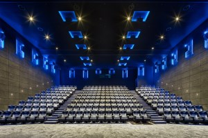 Megabox Korea selected Barco laser cinema projectors turning its 4 theaters full laser auditoriums
